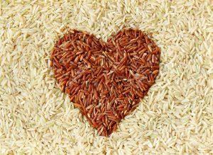 corazon arroz